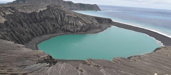 Unele insule din Pacific se adapteaza la schimbarile climatice