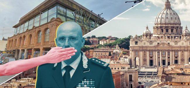 Fraude imobiliare la Vatican